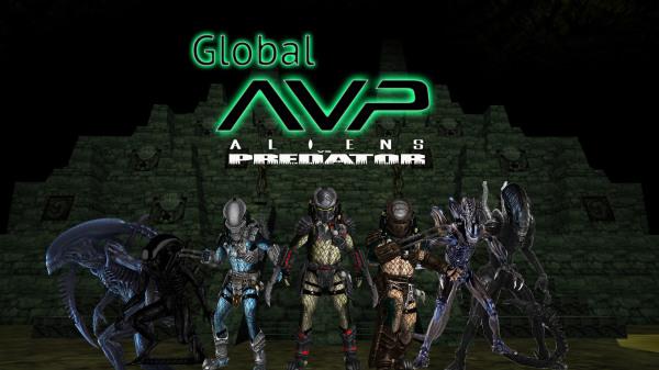 Global AvP Wallpaper