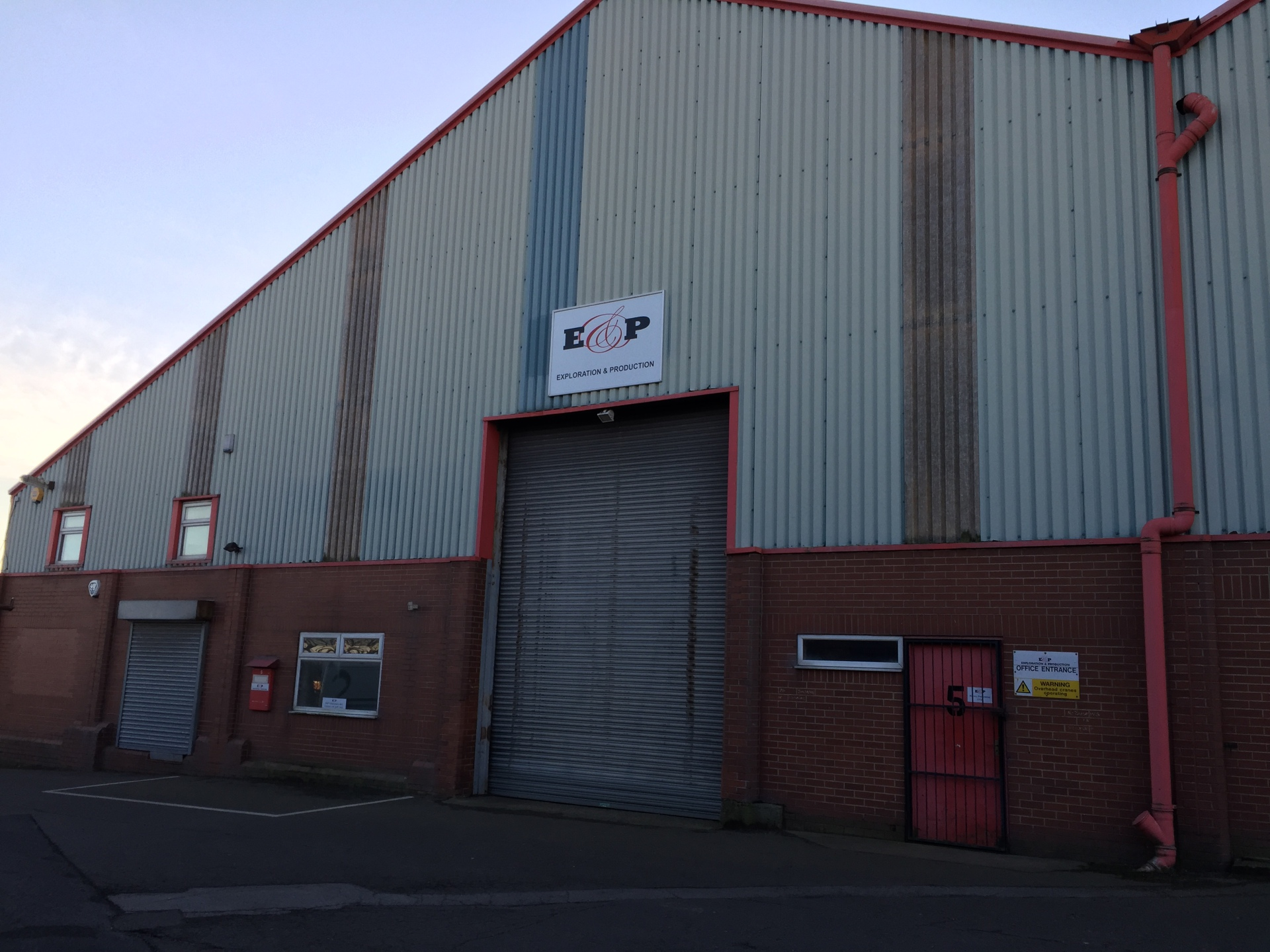 Unit 5 Rockingham Industrial Estate, Birdwell, Barnsley, S70 5TW