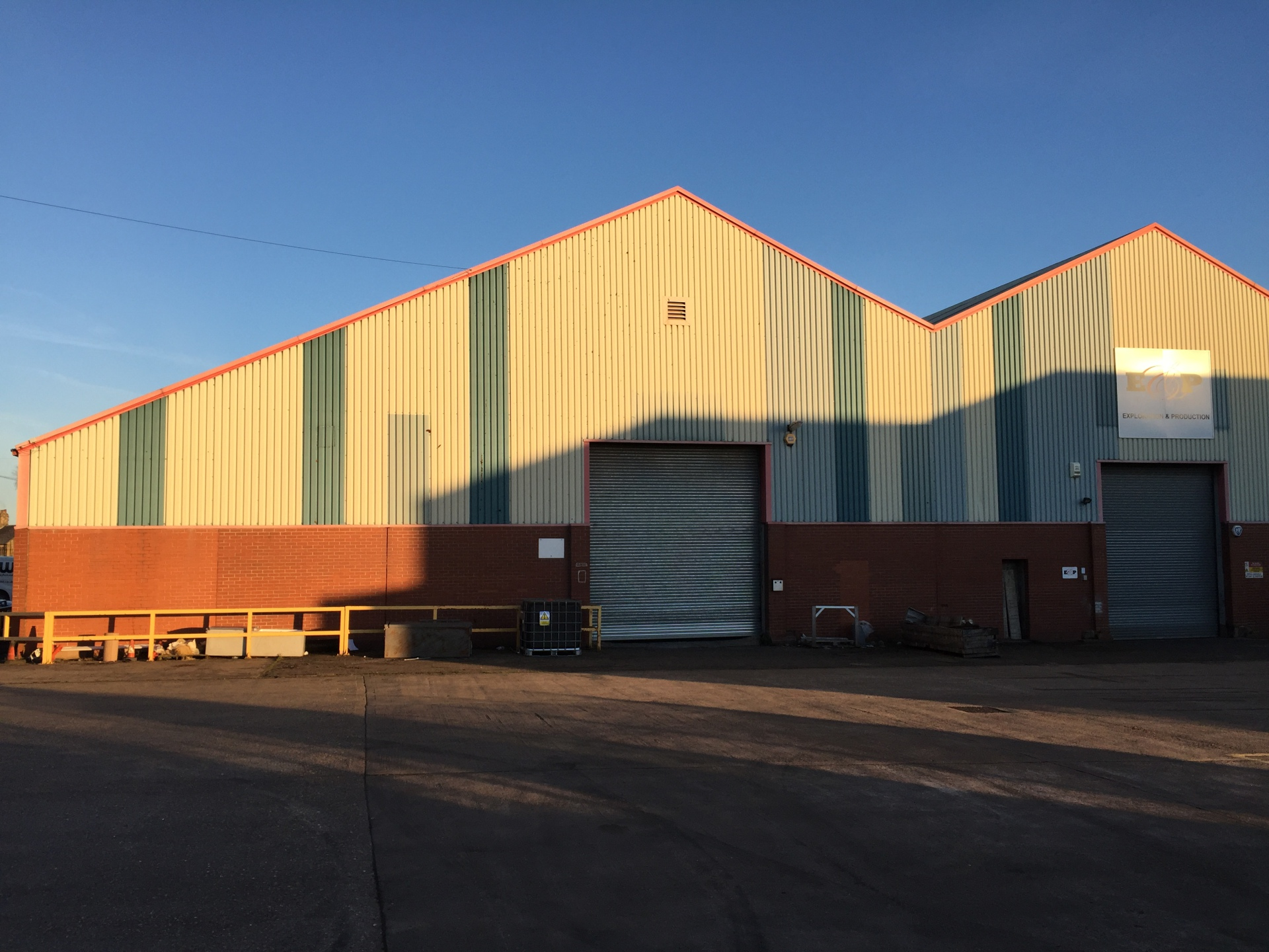 Unit 4 Rockingham Industrial Estate, S70 5TW