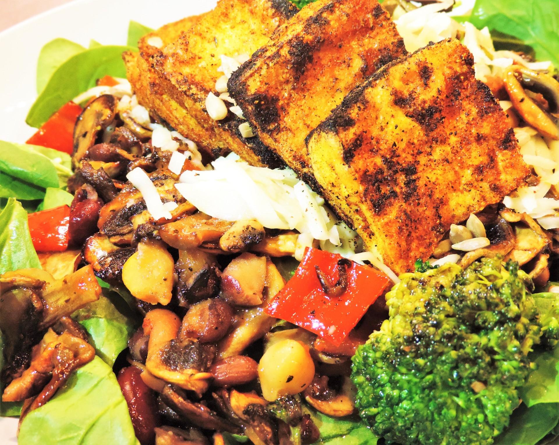 The Brazilian (Salad)