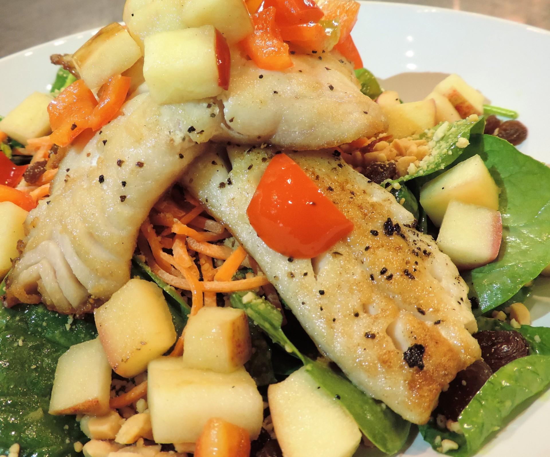 The Brain Food (Salad)
