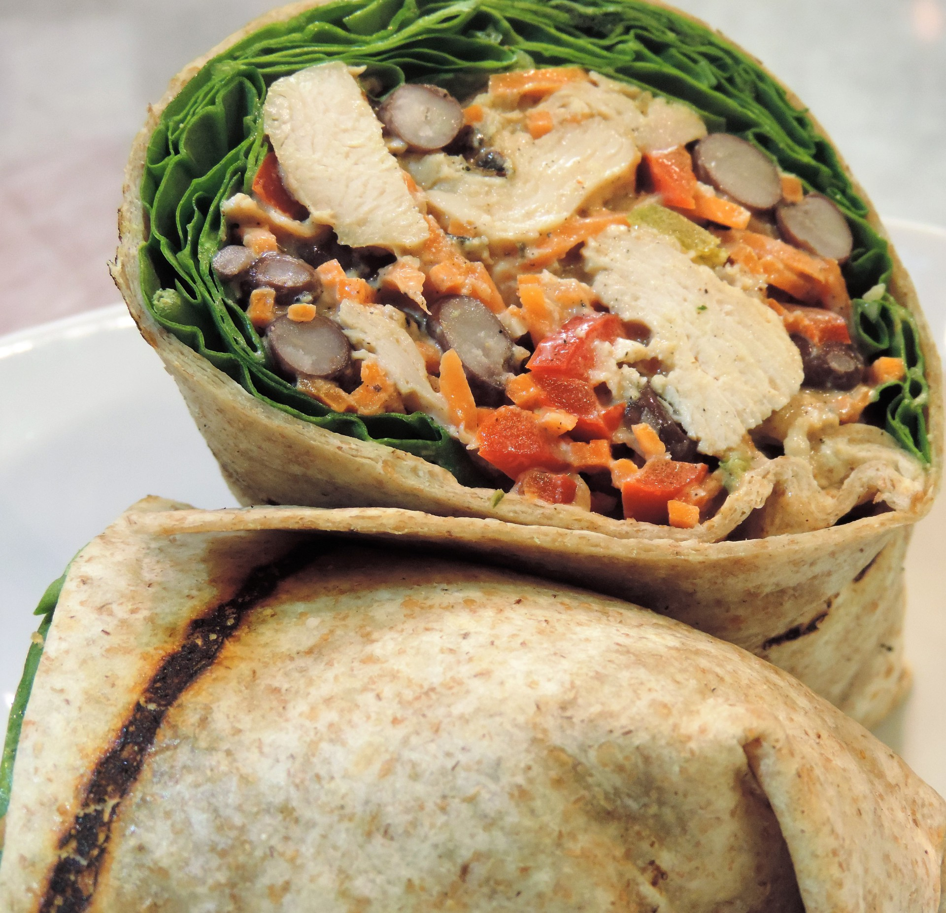 The Jerk (Wrap)