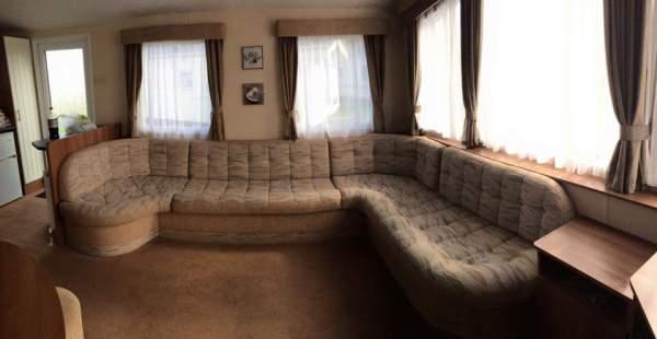 Caravan Living Area