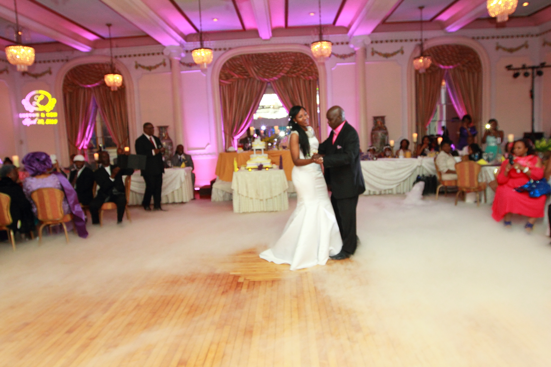 WEDDING EVENT.