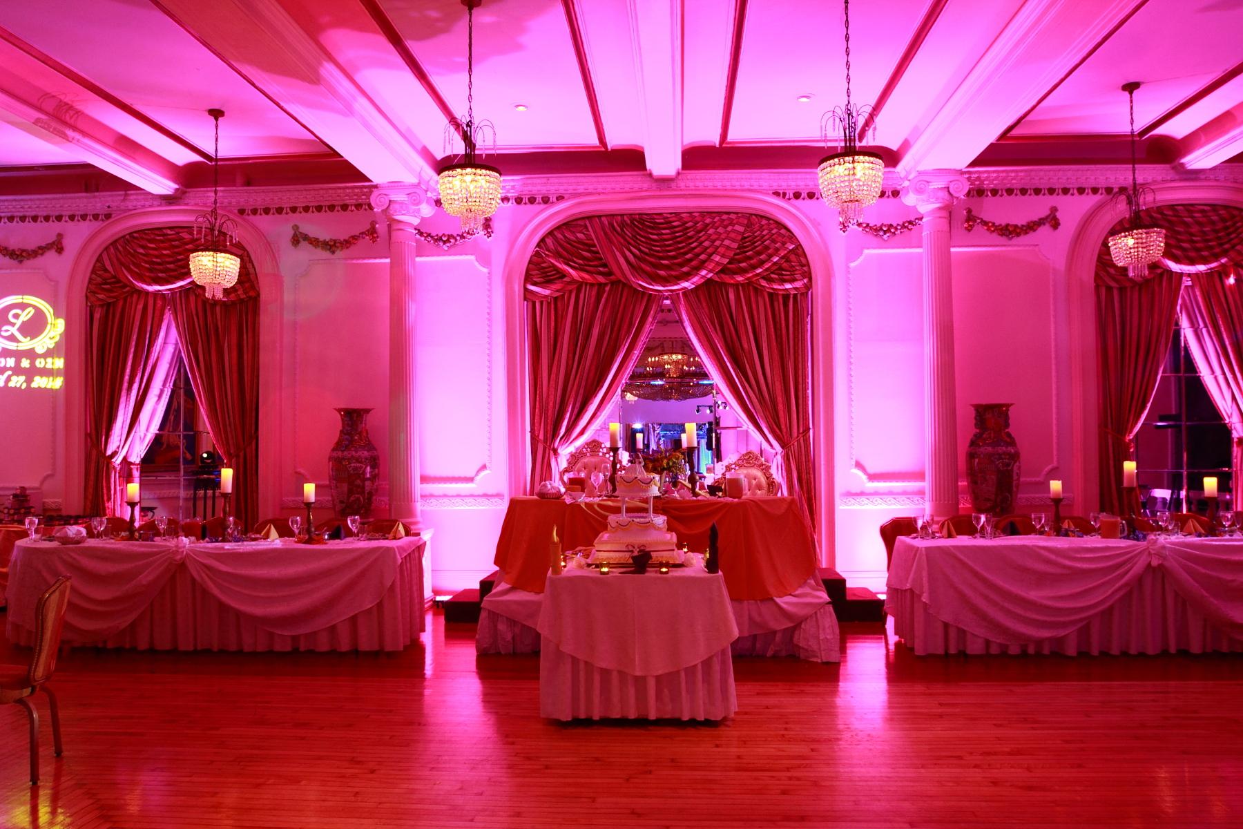 Uplifting, Grand Prospect Ballroom
