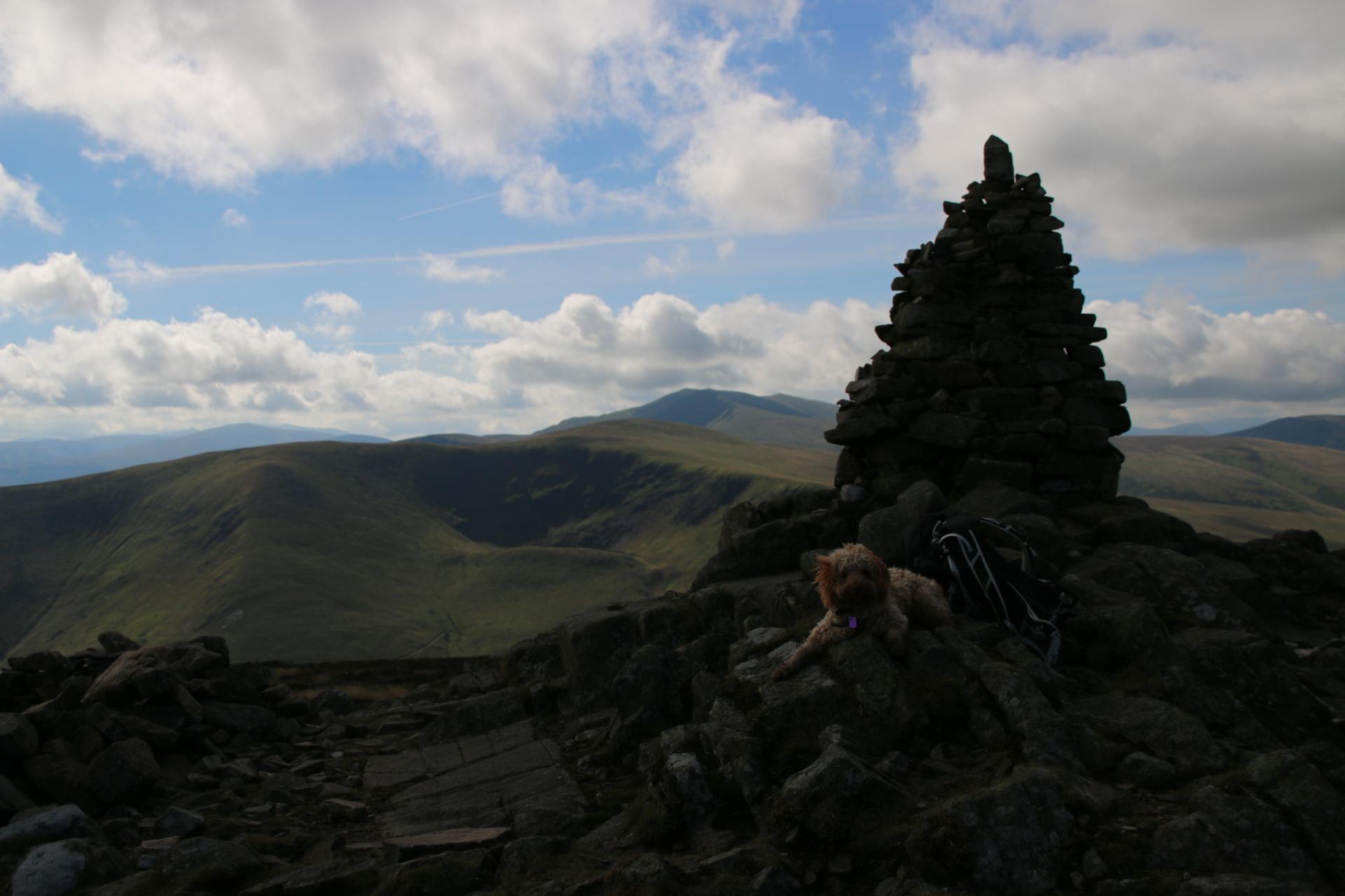 Three 2000 ft Peaks