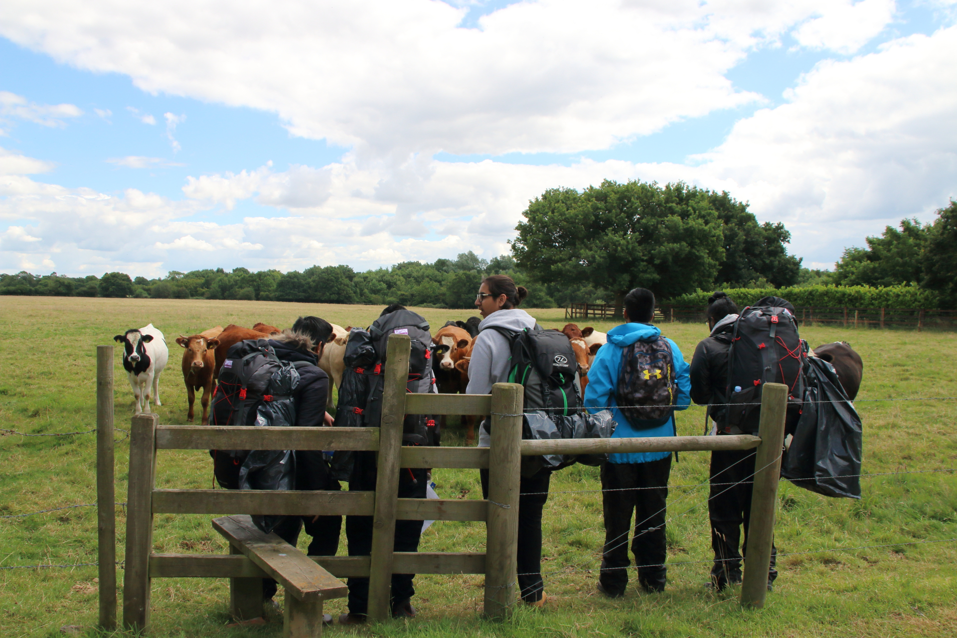 Bronze Qualifying Expedition - Gosfield, Essex