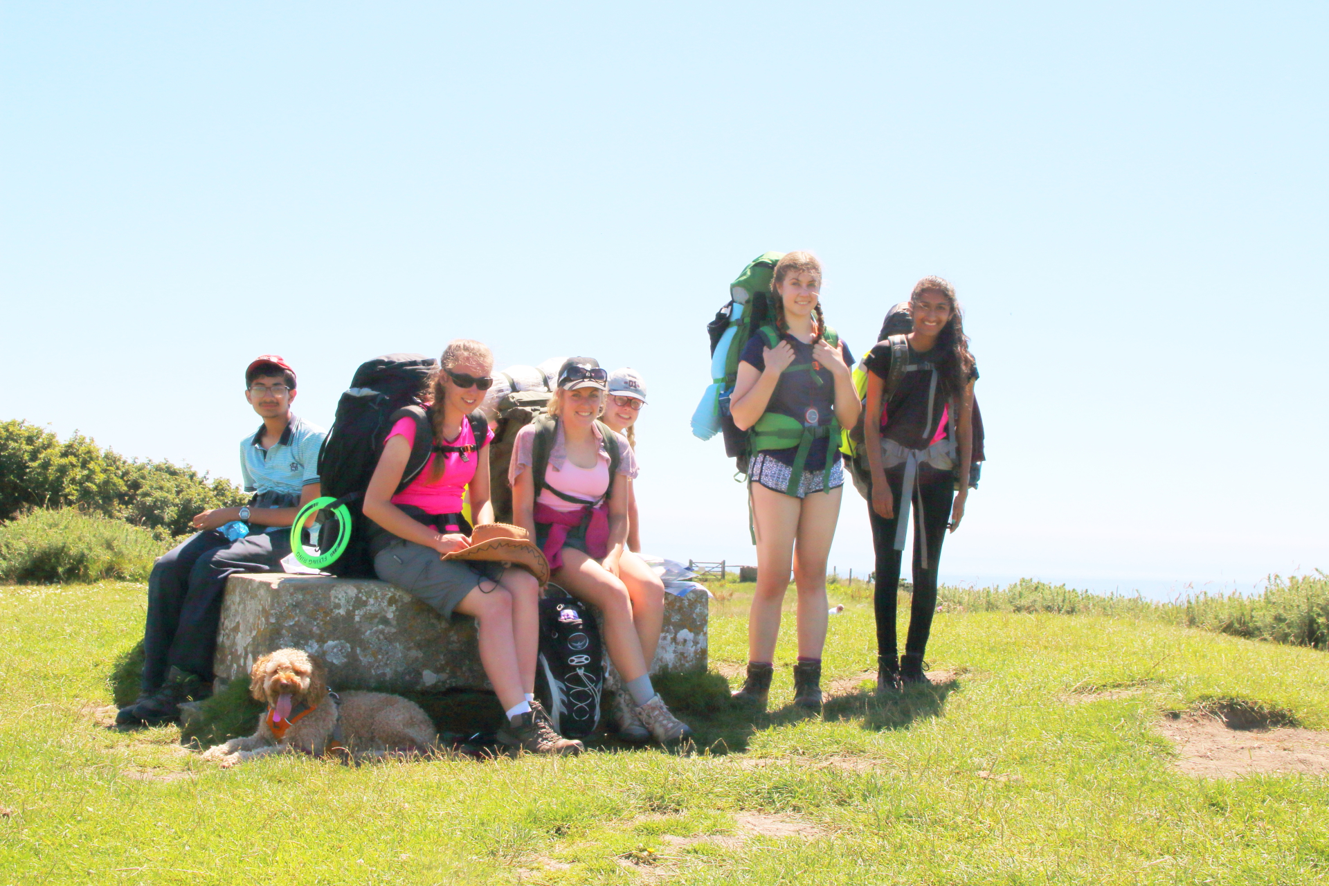Silver Qualifying Expedition - Isle of Purbeck