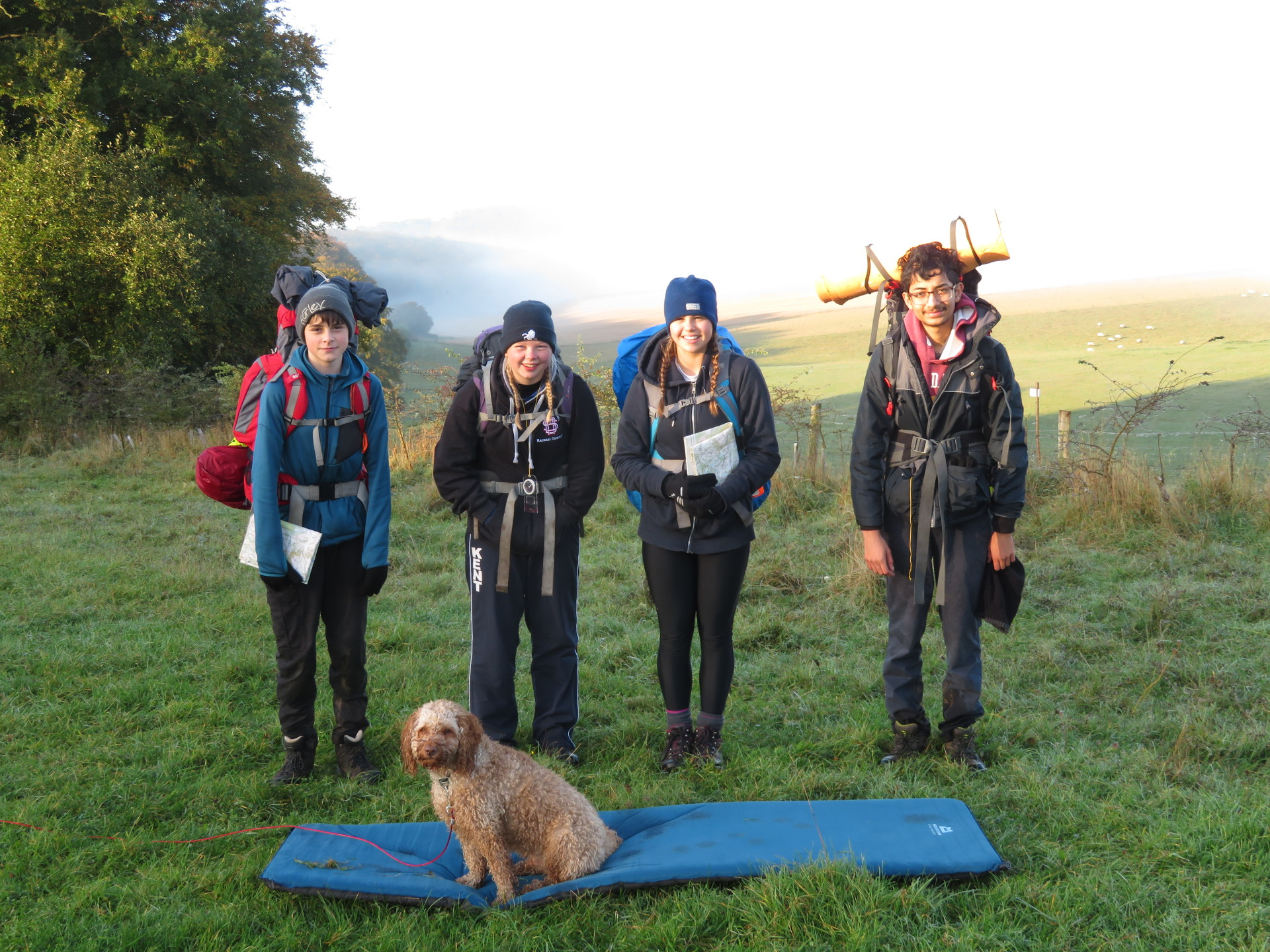 Silver Qualifying Expedition - South Downs