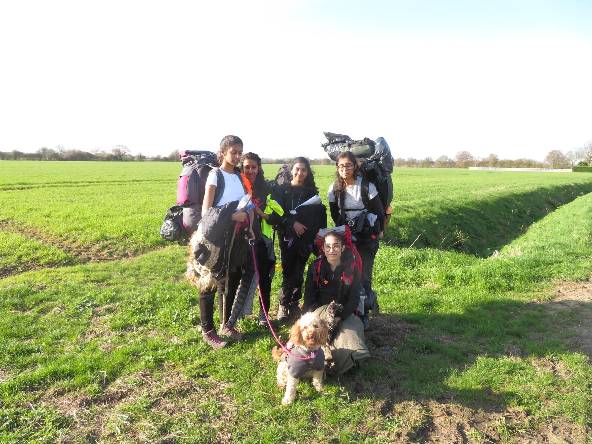 Bronze Practice expedition in Essex