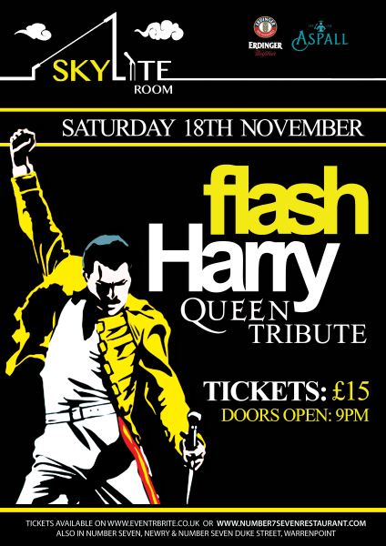 Flash Harry: Queen Tribute