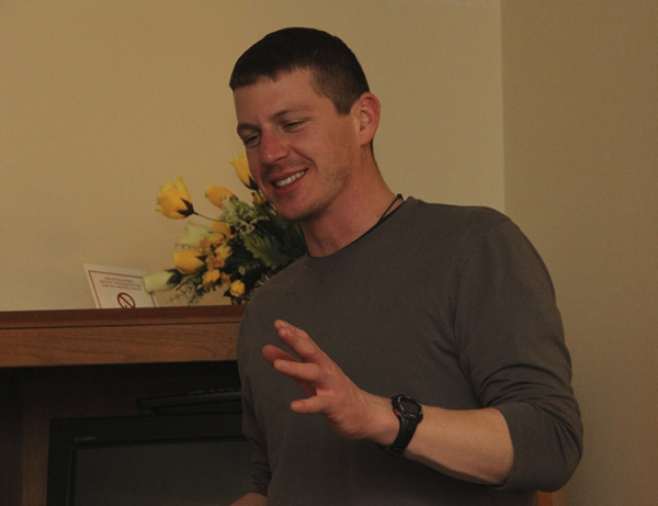 2012 : Scott Younger Receives ACS Postdoctoral Fellowship