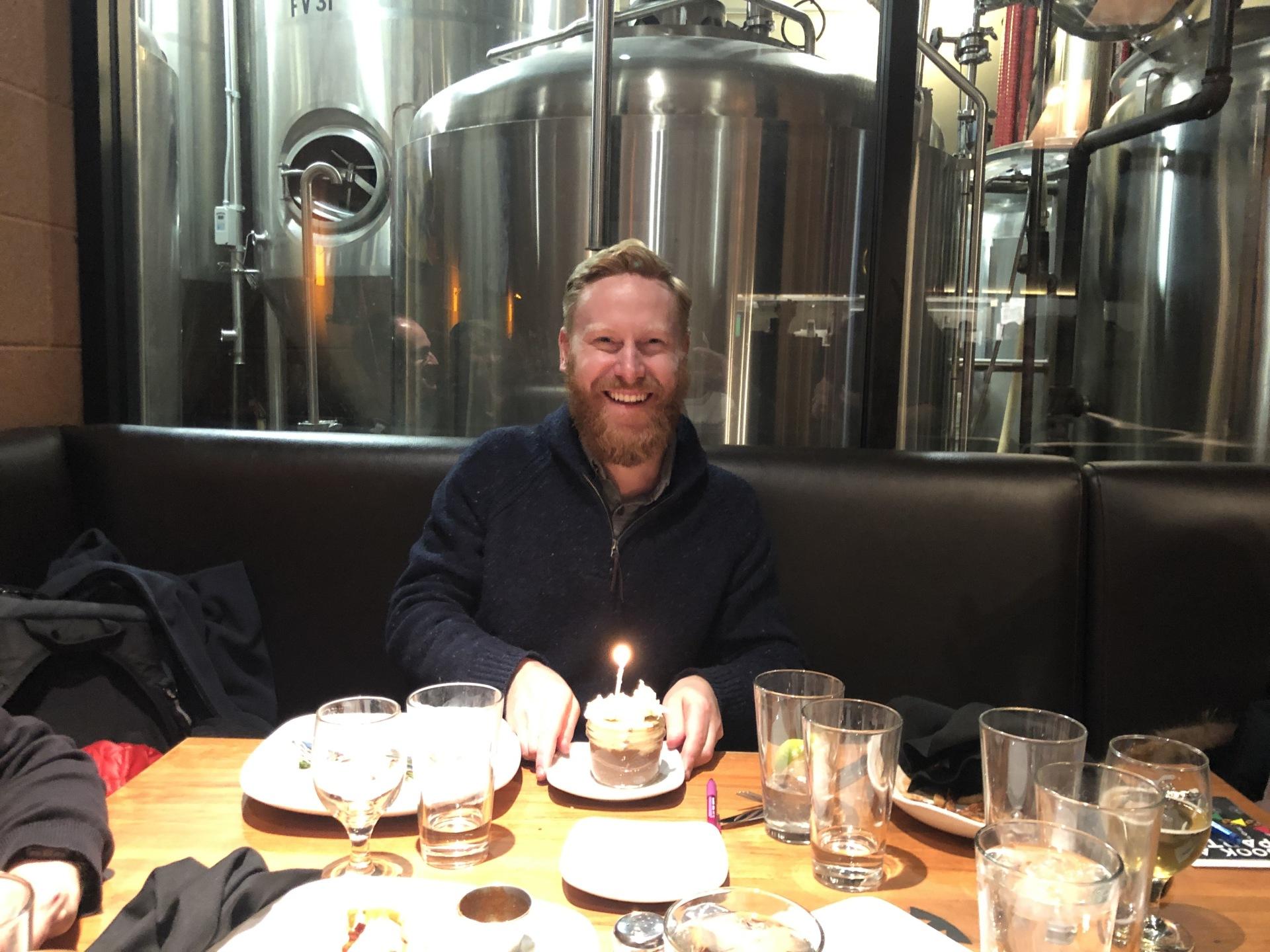 Happy Birthday Michael !!