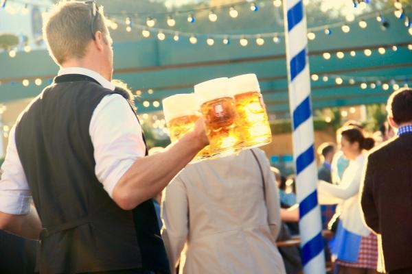 Southlake Oktoberfest, Southlake Town Square