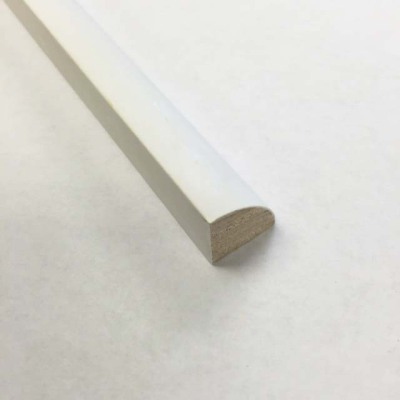 "11/16"" Quarter Round Finger Joint Pine"