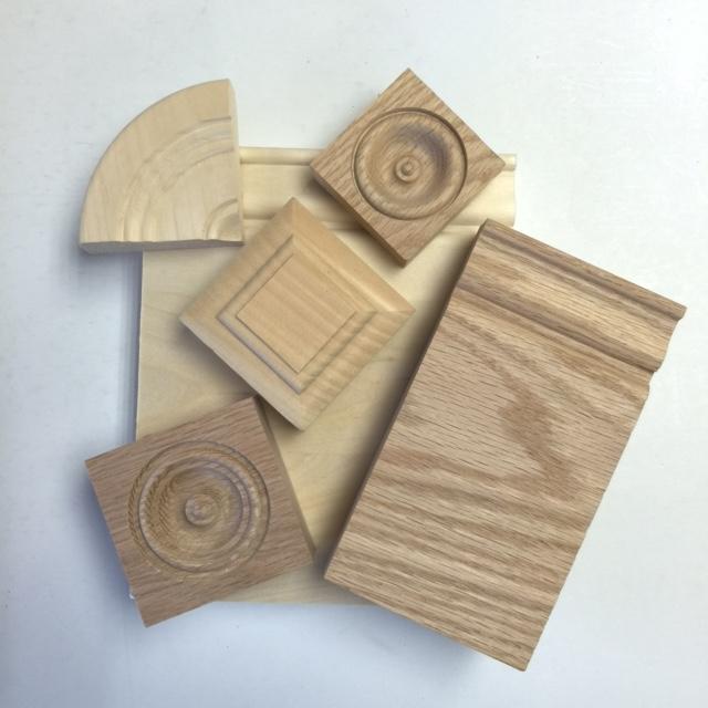 Plinth blocks and More!