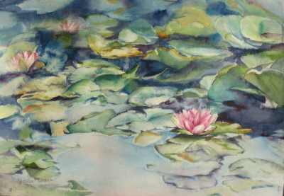 Waterlilies (2010)