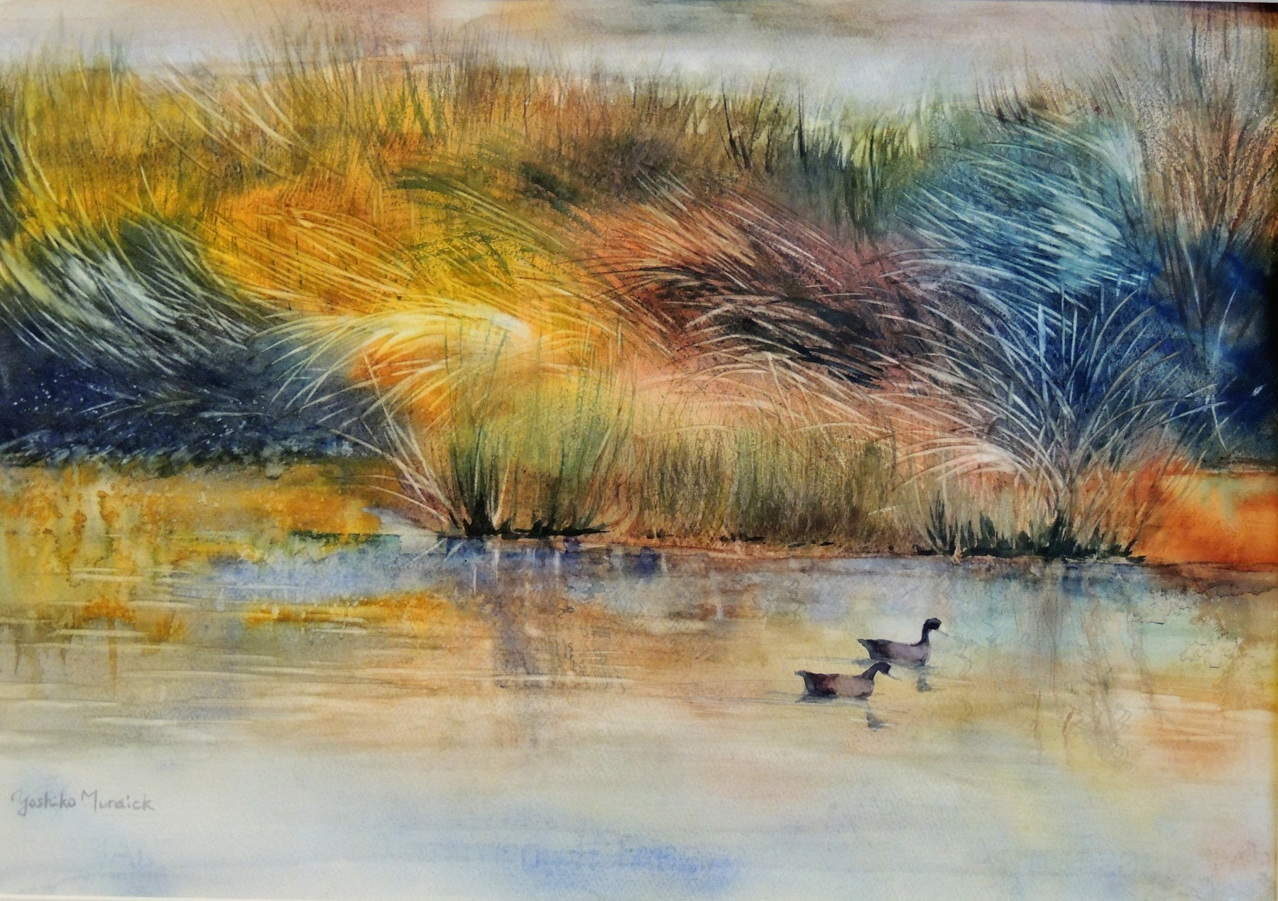 Autumn Marsh (2012)