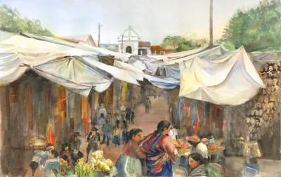 Market Day III (2007)