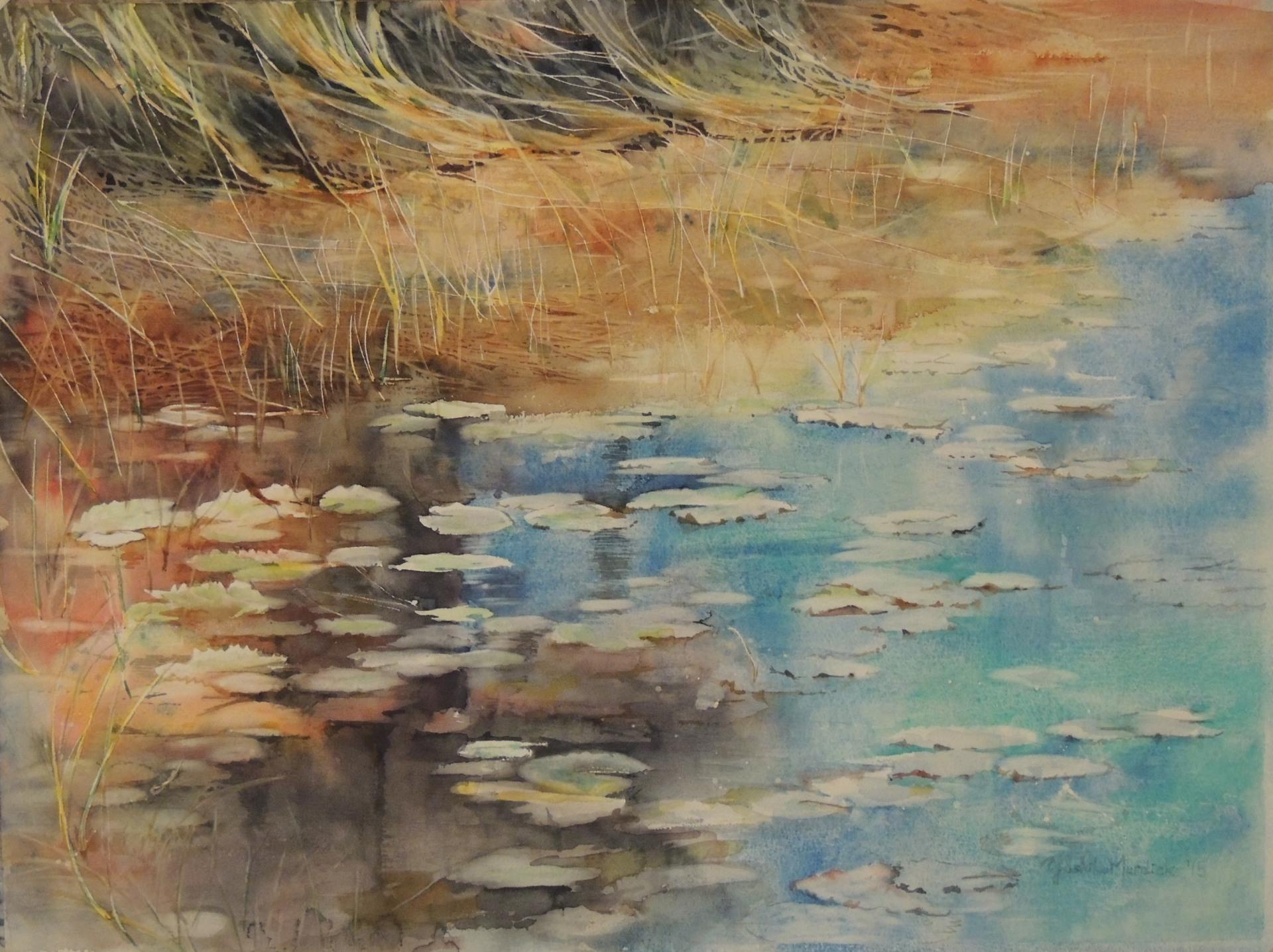 Fall Pond (2015)