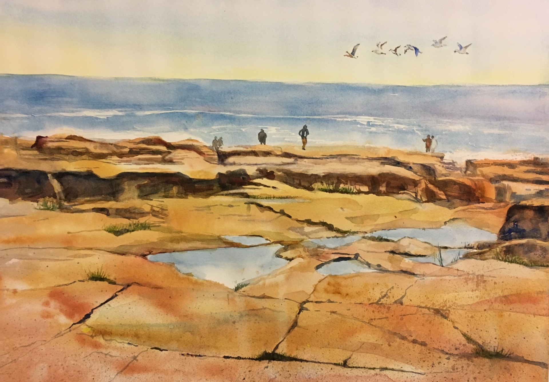 Coastal Maine - Schoodic Point II (2017)