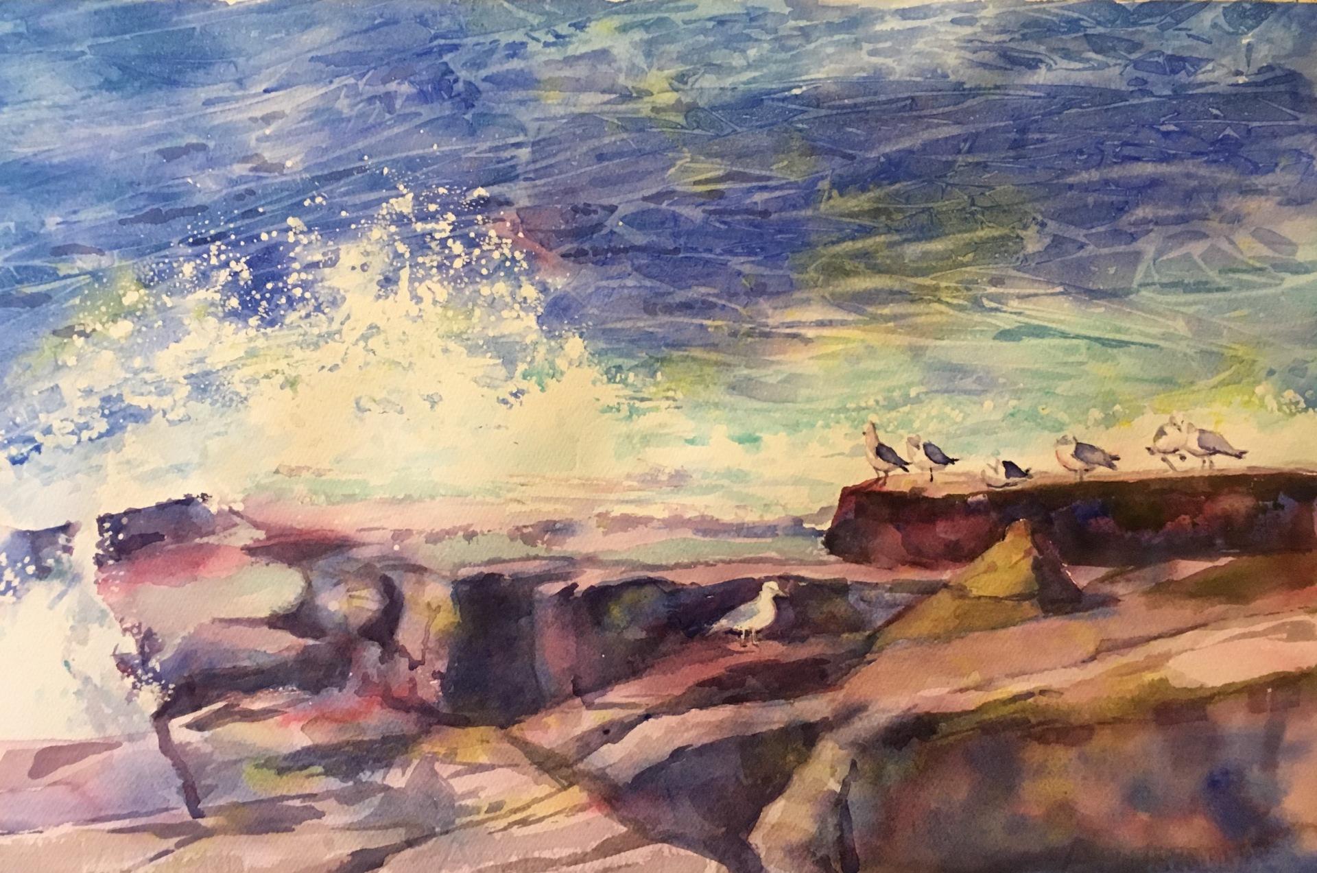 Coastal Maine - Schoodic Point (2017)