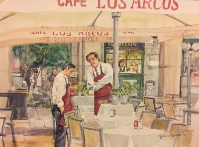 Waiters,  Madrid (2018)