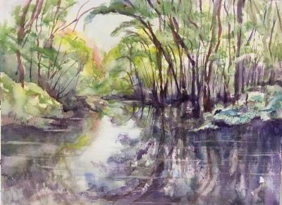 Florida Woods II (2018)