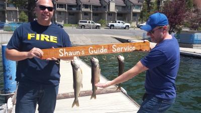 Donner lake May 13th and 14th