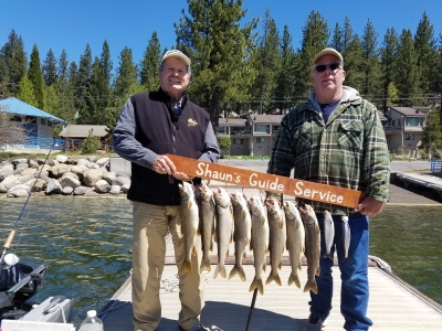 Donner lake 5-25-17