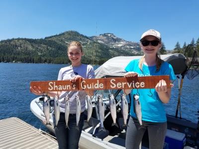 Donner lake fishing report 7-7-17