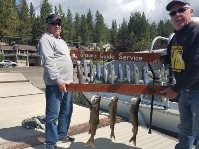 Donner lake fishing report 9-15-17