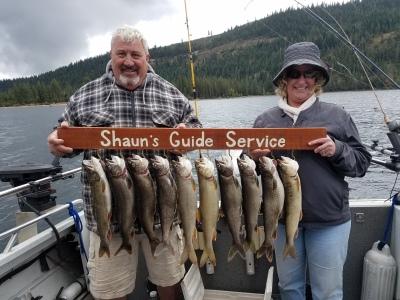 Donner lake fishing report 9-21-17