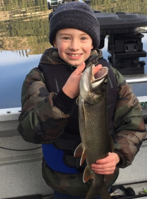 Donner lake fishing report 1-4-18