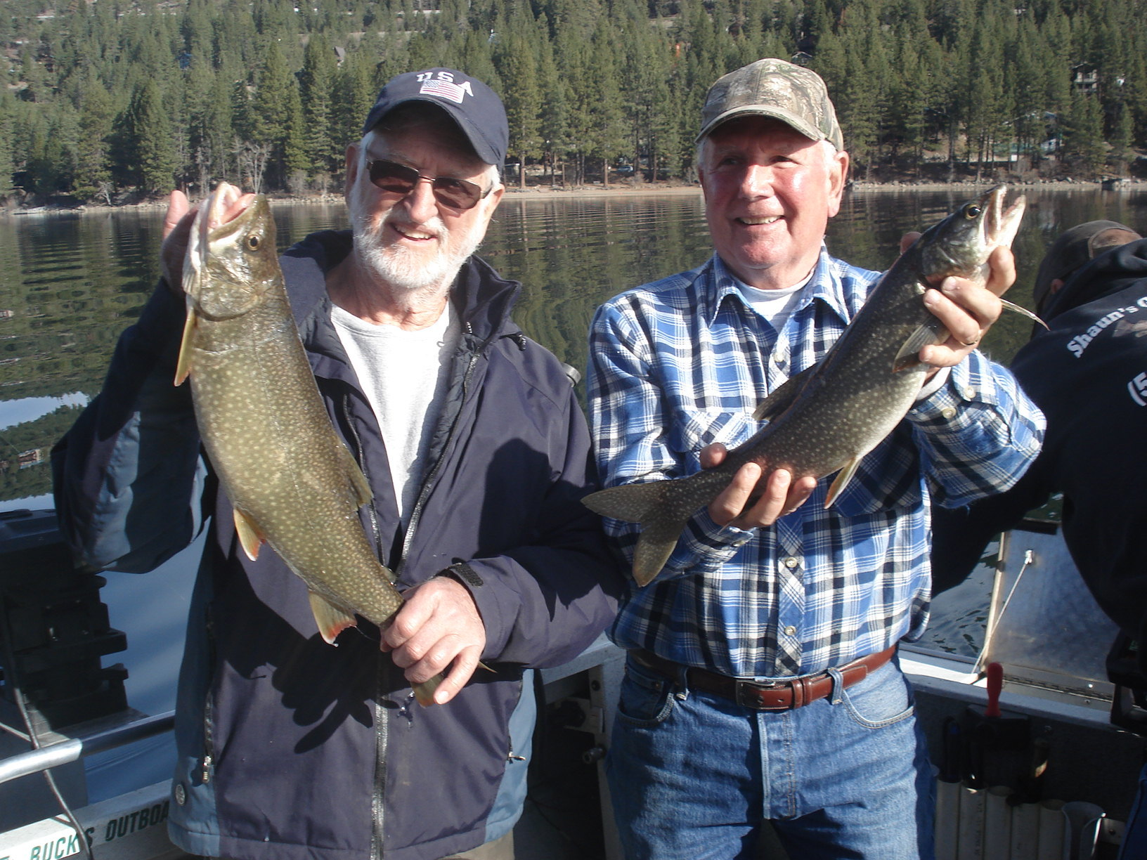 Donner lake fishing report 4-24-18