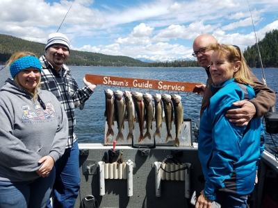 Donner lake fishing report 5-1-18