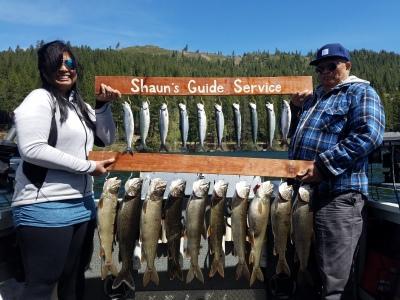 Donner lake fishing report 5-20-18
