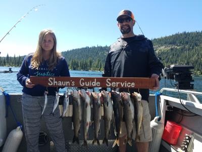 Donner lake fishing report 6-02-18