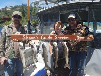 Donner lake fishing report 6-15-18