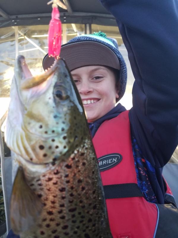 Donner lake fishing report 6-16-18