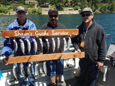 Donner lake fishing report 6-18-18