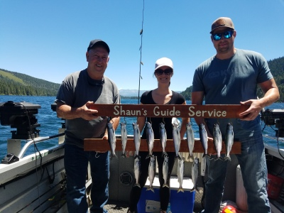 Donner lake fishing report 7-2-18
