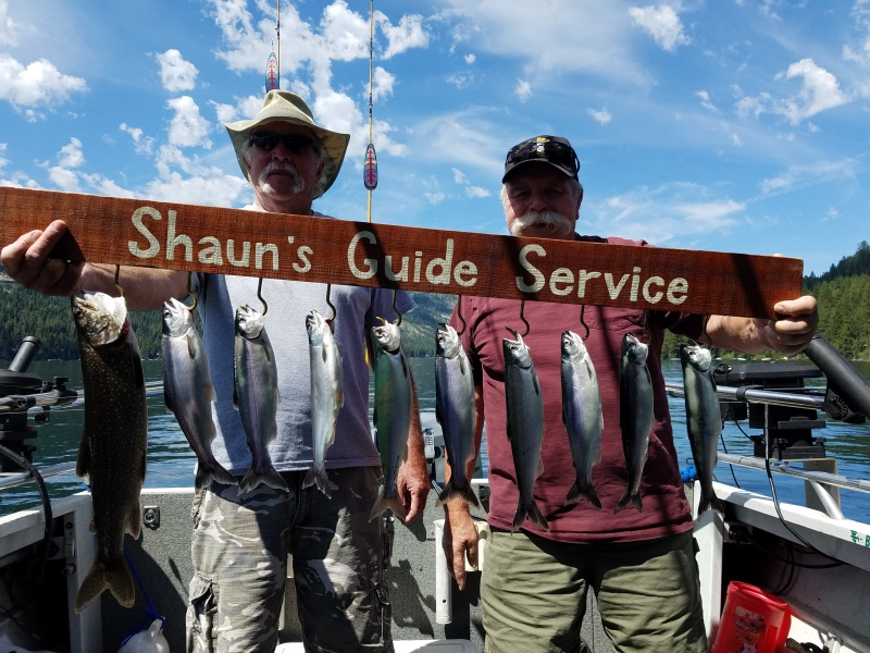 Donner lake fishing report 7-12-18