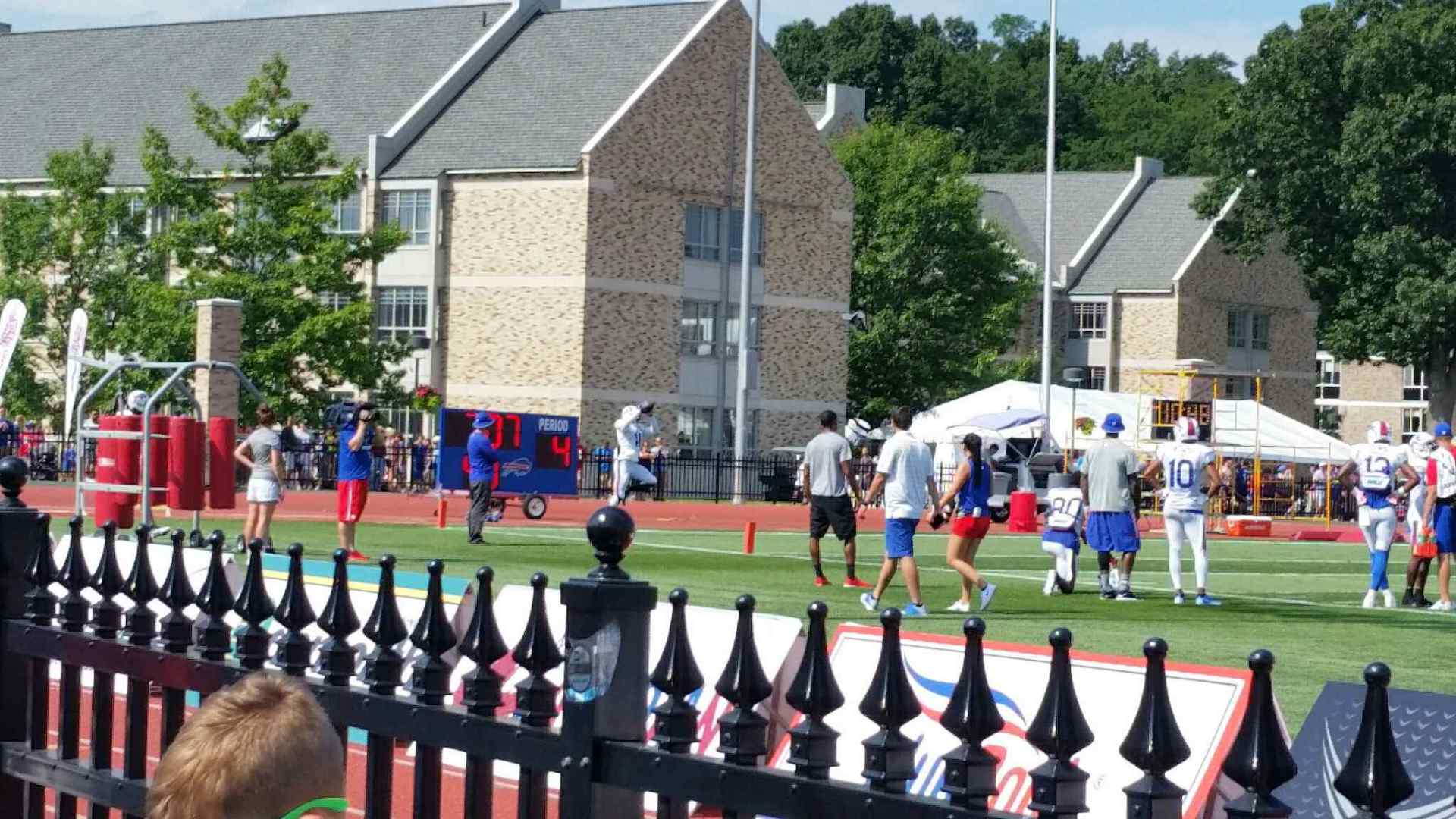 Buffalo Bills' Training Camp From the Eyes of a Non-expert