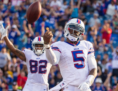 Tyrod Taylor Future Solidified in Buffalo With Contract Extension