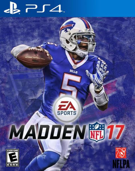 Madden 17 Buffalo Bills Player Ratings