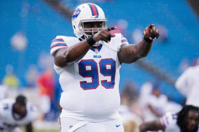 Dareus Suspended For Violating NFL's Substance Abuse Policy