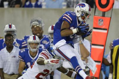 Don't Forget about Robert Woods