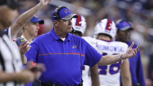 Bills Drop Season Opener To Ravens