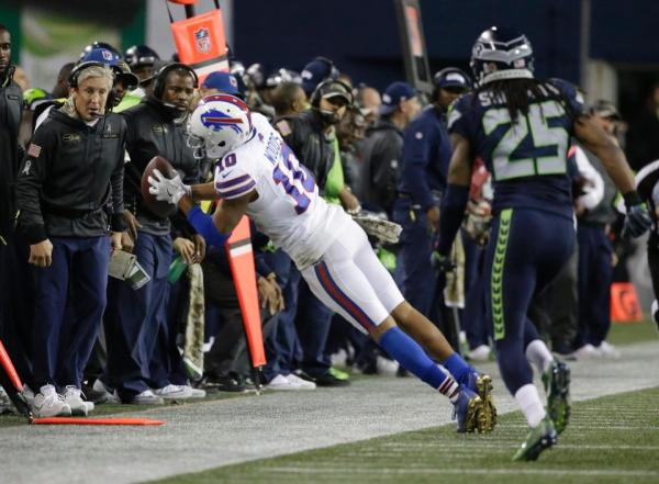 Bills lose MNF game against the Seattle Seahawks